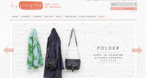 Homepage lp