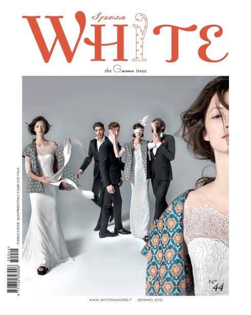 White copertina 44